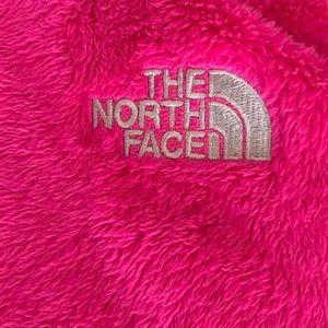 The North Face Osito fleece Raspberry